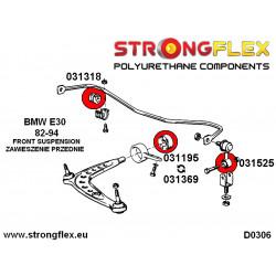 031738A: Tuleja wahacza przedniego niecentryczna - wahacz E46 SPORT