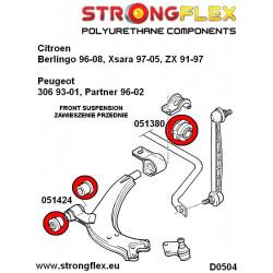 211848A: Tuleja tylnego stabilizatora SPORT