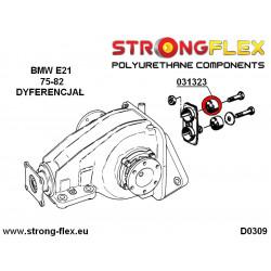 221868B: Lower engine mount insert