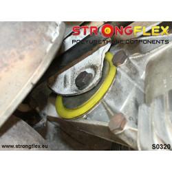 221869B: Wkładka dolnej poduszki silnika