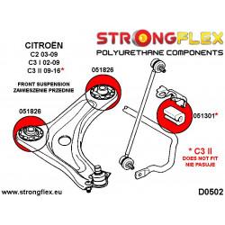 011870B: Tuleja stabilizatora przedniego