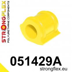 011872A: Tuleja wahacza tylnego wleczonego - przednia SPORT