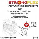 151291A: Tuleja stabilizatora przedniego SPORT