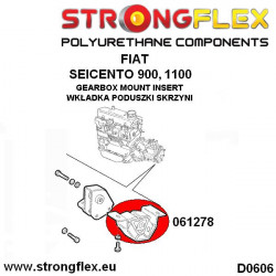 151345B: Front anti roll bar outer mount