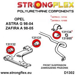 221079A: Tuleja stabilizatora przedniego SPORT