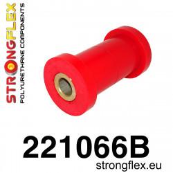 011876A: Tuleja wahacza tylnego wleczonego - przednia SPORT
