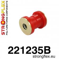 221897B: Tuleja wahacza przedniego - tylna