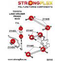 221757A: Tuleja tylnego drążka wewnętrzna SPORT
