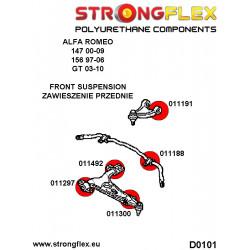 031176A: Rear control arm lower inner SPORT