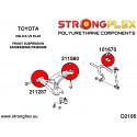 111814A: Front anti roll bar - inner bush SPORT