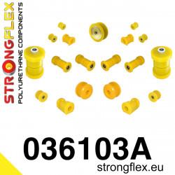 011655A: Rear upper arm bush SPORT