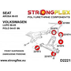 271145A: Tuleja łącznika stabilizatora przedniego i tylnego SPORT