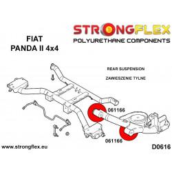021965A: Rear differential - rear bush SPORT