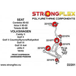 271148B: Tuleja stabilizatora tylnego