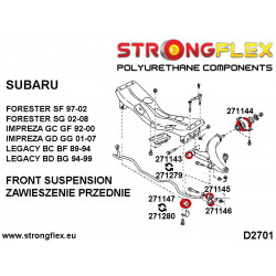 276049B: Front suspension bush kit