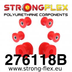 Polyurethan Buchsensatz für Vorder- und Hinterachse R32 SPORT