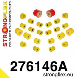 Polyurethan Buchsensatz für Vorder- und Hinterachse R33 R34 SPORT