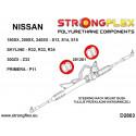 031931A: Tuleja wspornika drążka zmiany biegów - przednia SPORT
