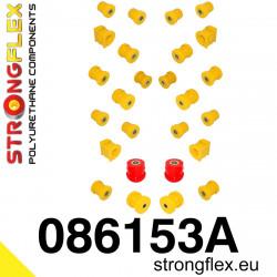 086022B: Zestaw poliuretanowy zawieszenia tylnego