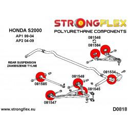 111826A: Rear track control arm Inner bush SPORT