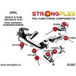 031941A: Tuleja tylnego wózka – przednia SPORT