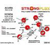 286219A: Zestaw tulei przekładni kierowniczej SPORT