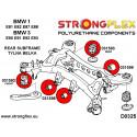216234A: Rear beam bush kit SPORT