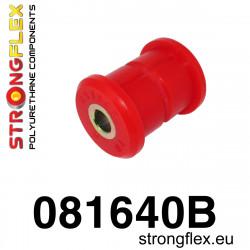 081251B: Wkładki przedniej poduszki silnika