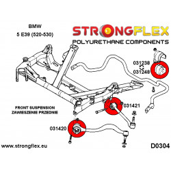 211899A: Front lower arm bush SPORT