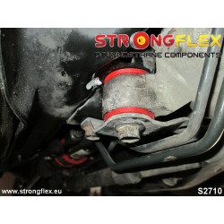 211844A: Rear track control arm Inner bush SPORT