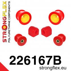 211847A: Tuleja wahacza tylnego wzdłużnego - tylna SPORT