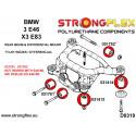216241A: Full suspension bush kit SPORT