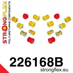 221967B: Tuleja wahacza przedniego – tylna