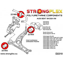 031949B: Front suspension - front bush