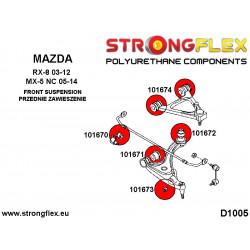 221968A: Tuleja stabilizatora przedniego SPORT