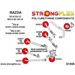 211911A: Tuleja stabilizatora przedniego SPORT