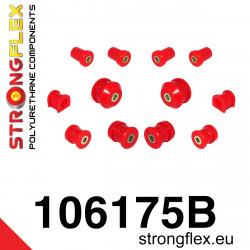 211918B: Tuleja tylnego dyferencjału – tylna