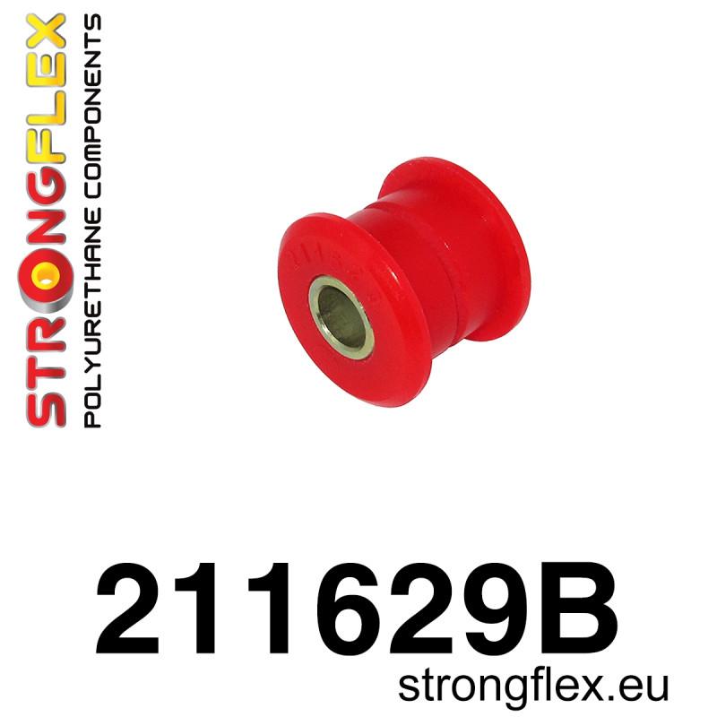 216244A: Front suspension bush kit SPORT