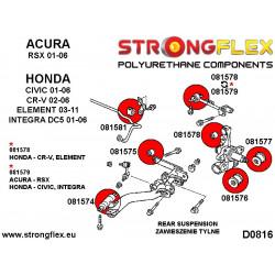016245A: Zestaw tulei tylnego wózka SPORT