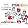 221091A: Rear beam bush 57mm SPORT